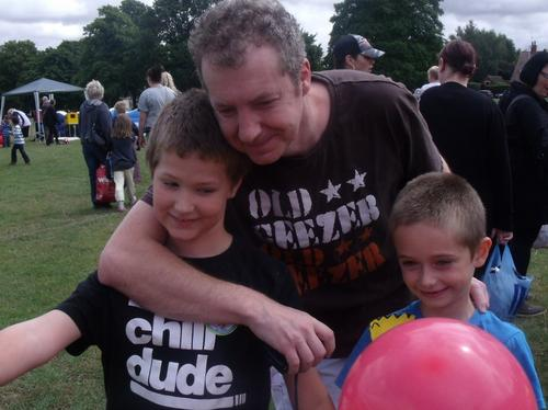 National Playday in Abington Park