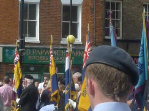 RAF Marham Parade