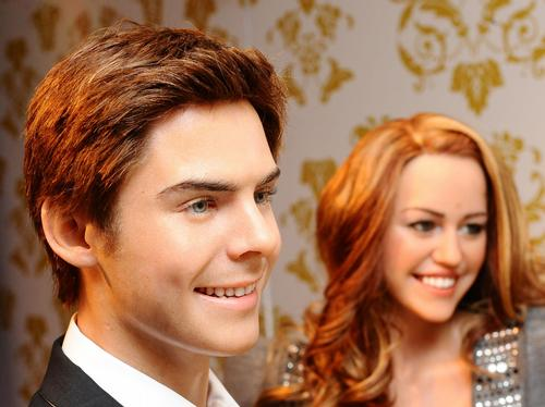Zac and Miley
