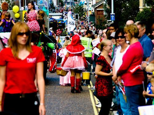 Lowestoft Carnival 2010