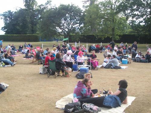 Lulworth Open Air Cinema