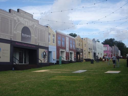 The Pop-Up Highstreet
