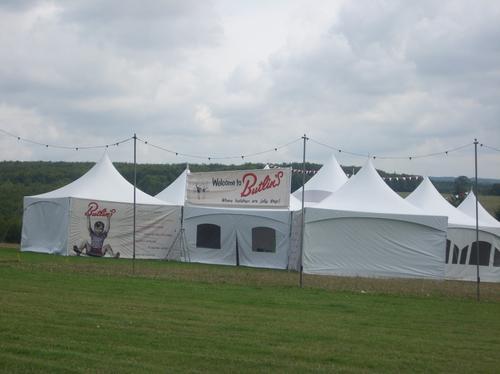 Butlins Tent