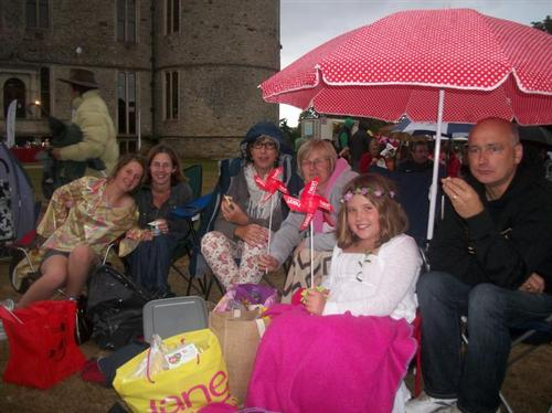 Lulworth Open Air Cinema - Friday