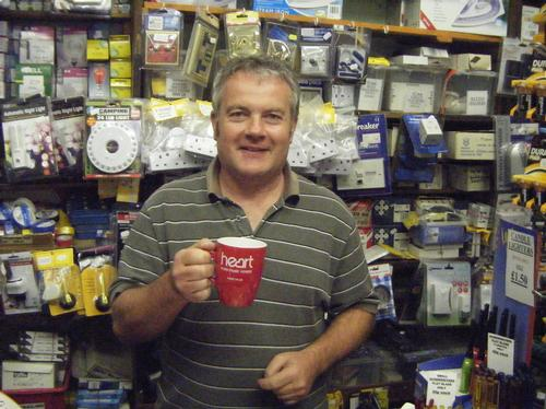 Mug Makeover with Chris from Garston TV and Radio