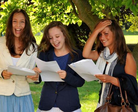 GCSE Results 2010