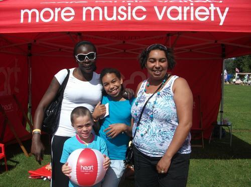 Northampton Balloon Festival 2010 Day 3