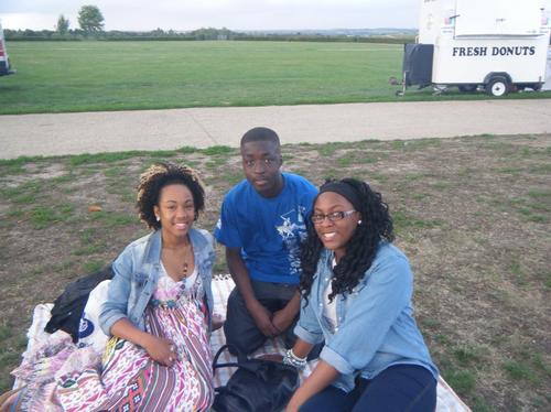 Open Air Film Festival 21.08.10