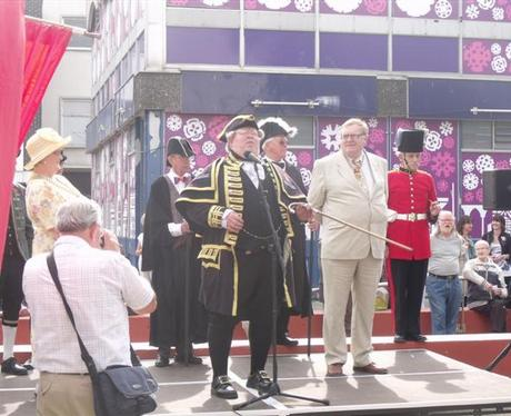 Gloucester Day Parade