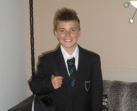 Heart Breakfast Class of 2010 - Shaun Clark- age 1