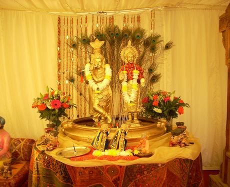 Krishna Birthday Festival