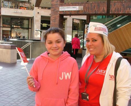 Krispy Kreme at Cabot Circus
