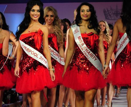 Miss England 2010