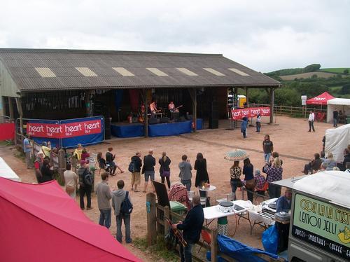 Occombe Music Festival 2010
