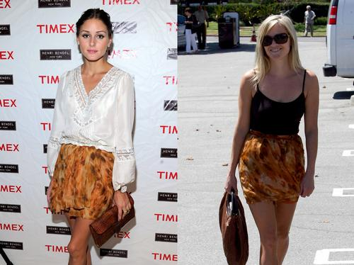 Reese Witherspoon and Olivia Palermo