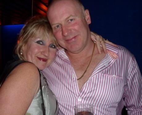 Rob & Chrissie's 80's Night Aug
