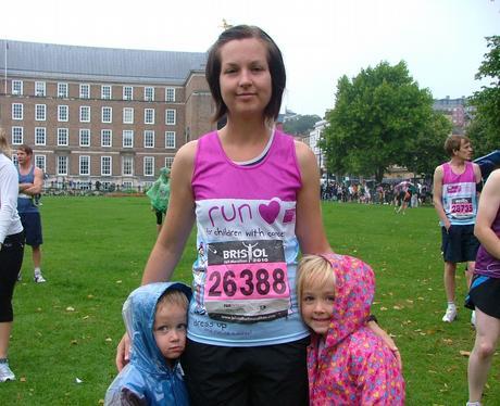 Bristol Half Marathon 2010