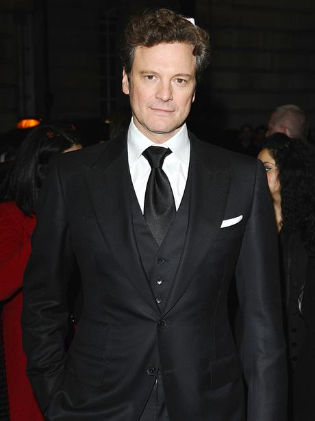 Colin Firth Best Dressed