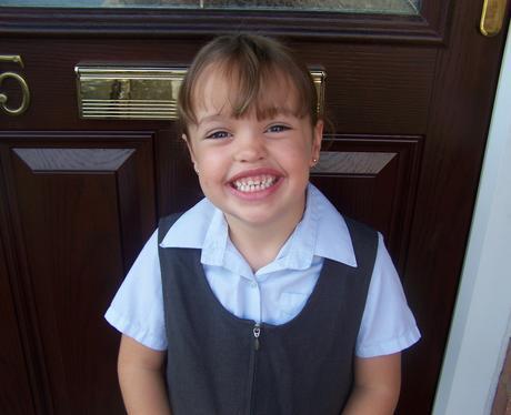 Heart Breakfast Class of 2010 - Amy Doe Aged 5