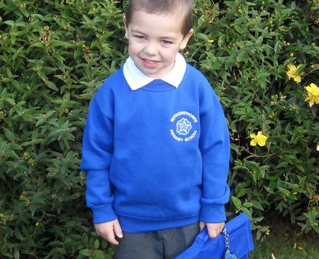 Heart Breakfast Class of 2010 - Leo Aged 4