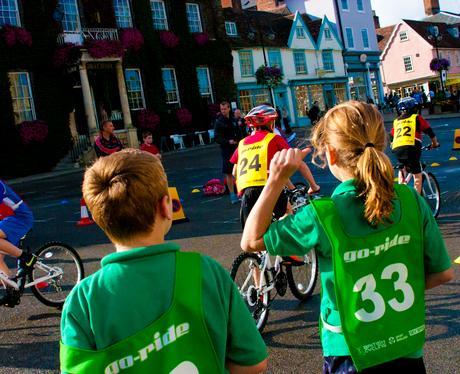 Bury St Edmunds Bike Day