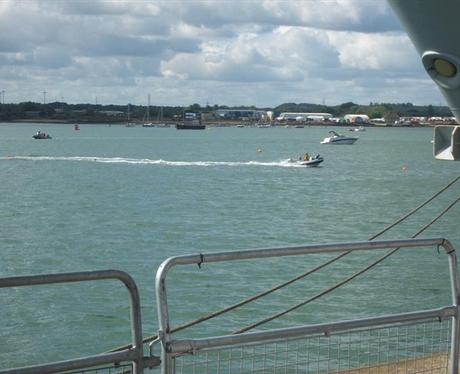 PSP Southampton Boat Show Monday 13th September
