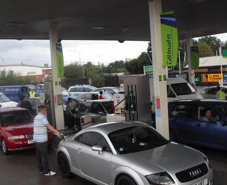 Retro Petrol
