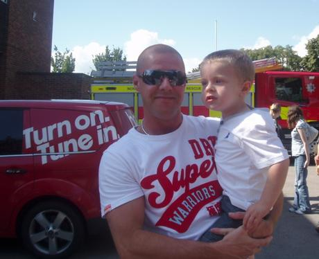 Wellingborough Fire Station Open Day