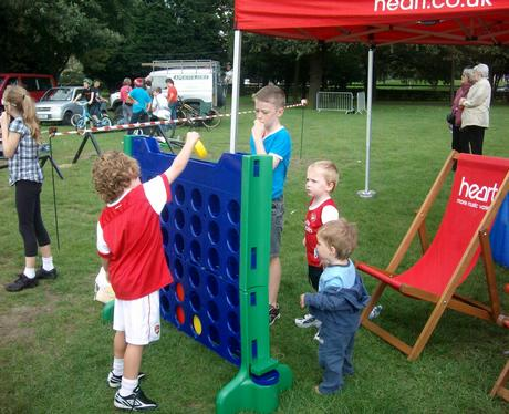 A Weekend of Family Fun at Central Park, Chelmsford