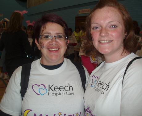 Keech Hospice Bedford