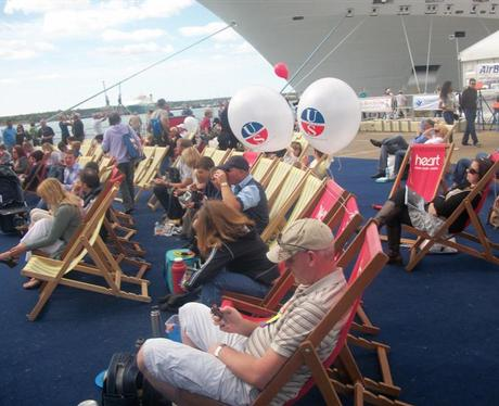 PSP Southampton Boat Show Saturday
