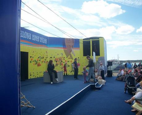 PSP Southampton Boat Show Saturday