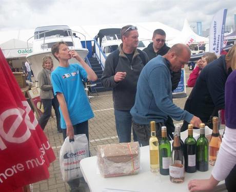 PSP Southampton Boat Show Sunday
