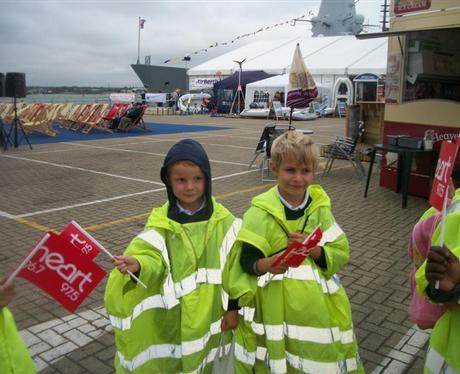 PSP Southampton Boat Show Tuesday
