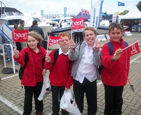 PSP Southampton Boat Show Wednesday