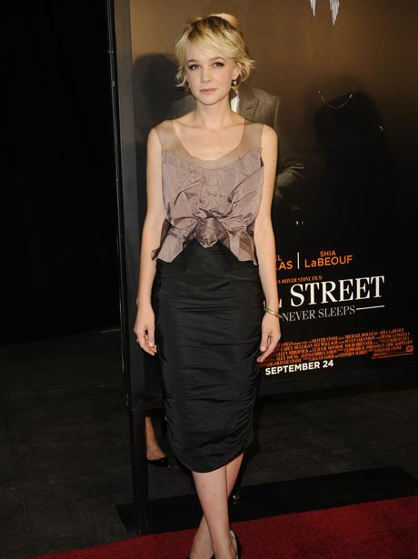Wall St premiere