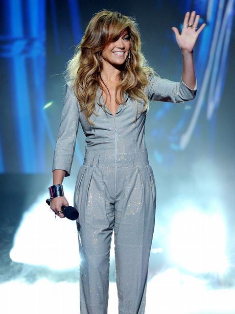 Jennifer Lopaz American idol judge
