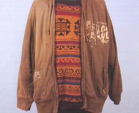 Robert Wiltshire's clothes
