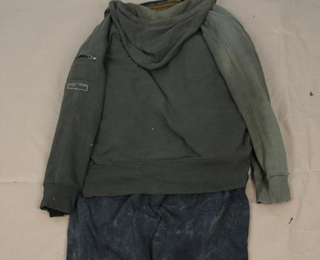 Robert Wiltshire's clothes 2