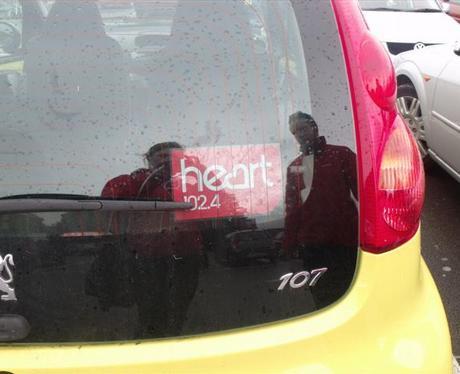 Sticker Blitz Sept 2010