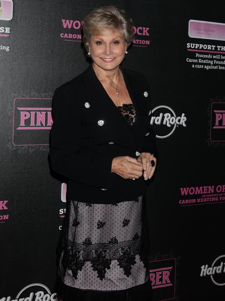 angela rippon pinktober charity concert