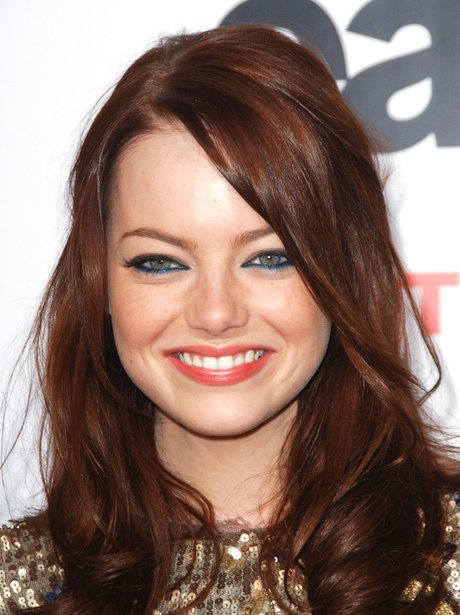 Red Hair Emma Stone Hair Trends A W Heart