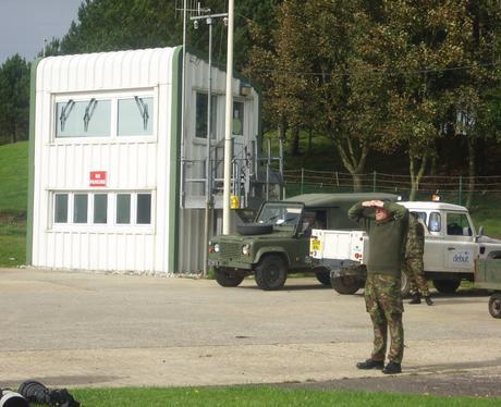 Training on Defense Estates in Lulworth