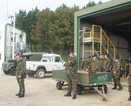 Training ahead of Deployment