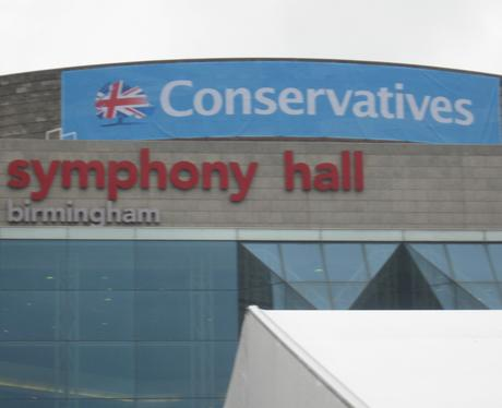 Tory Party Conference 2010