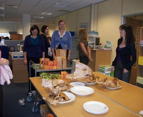 Staff Wars - Bournemouth University Week 6