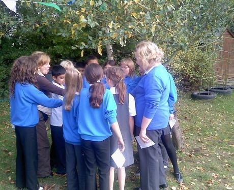 Willen Primary School's Team Earth