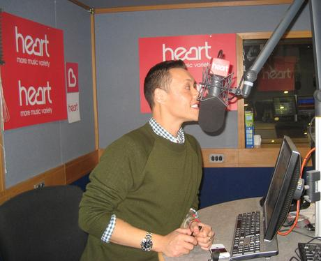 Gok Wan on Heart Breakfast