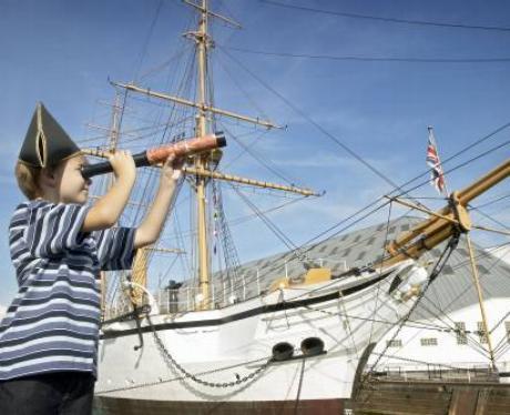 Kent - Historic Dockyard