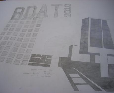 Art Relay Baton